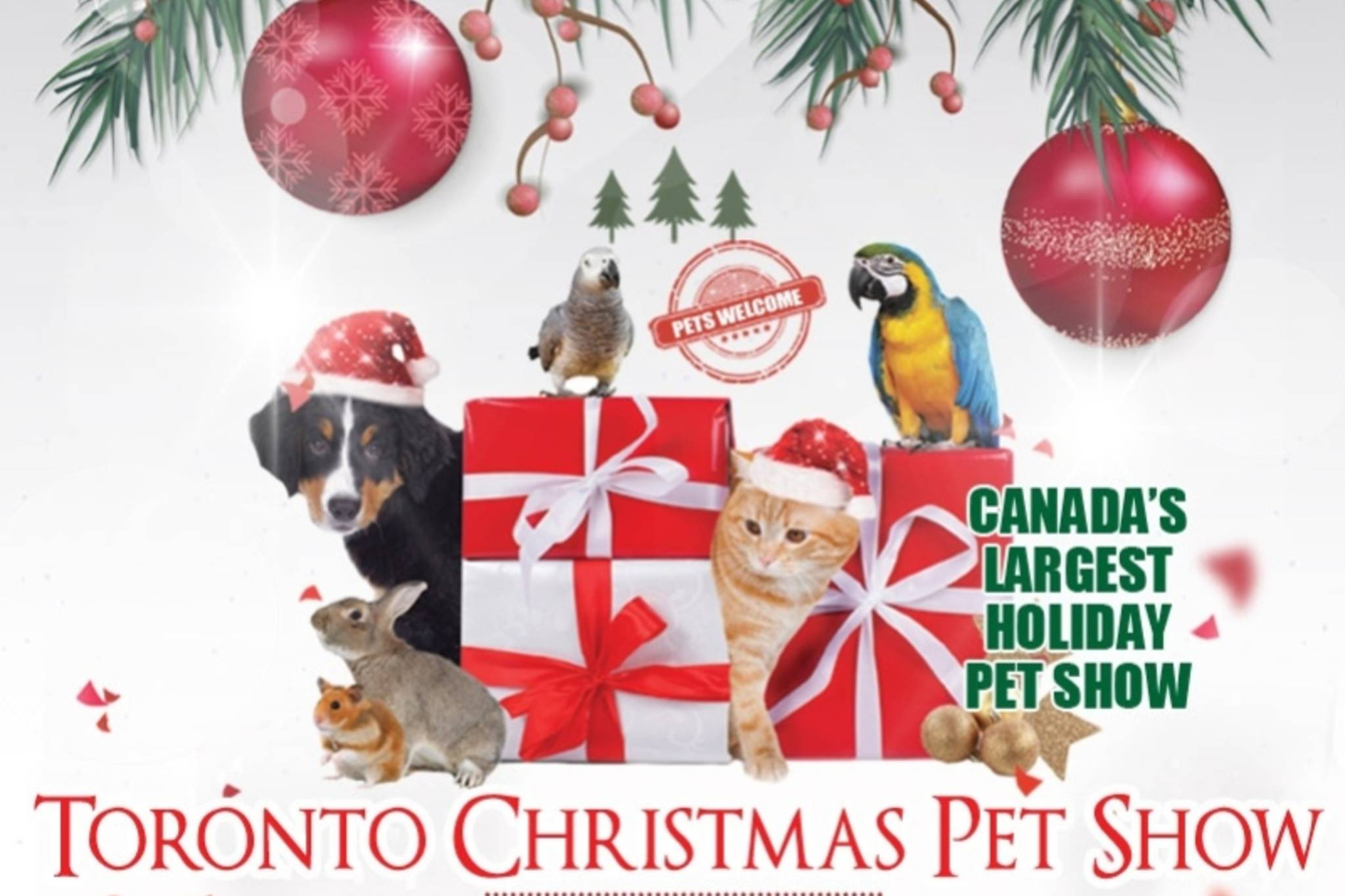 Toronto Christmas Pet Expo & CPE Classic