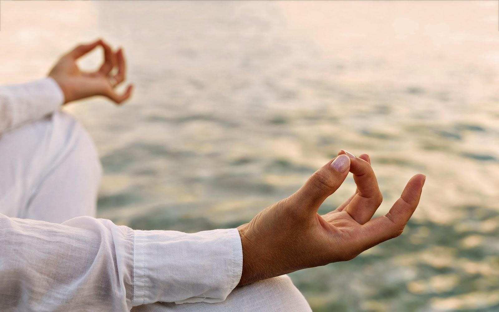 Om Swami Meditation Camp