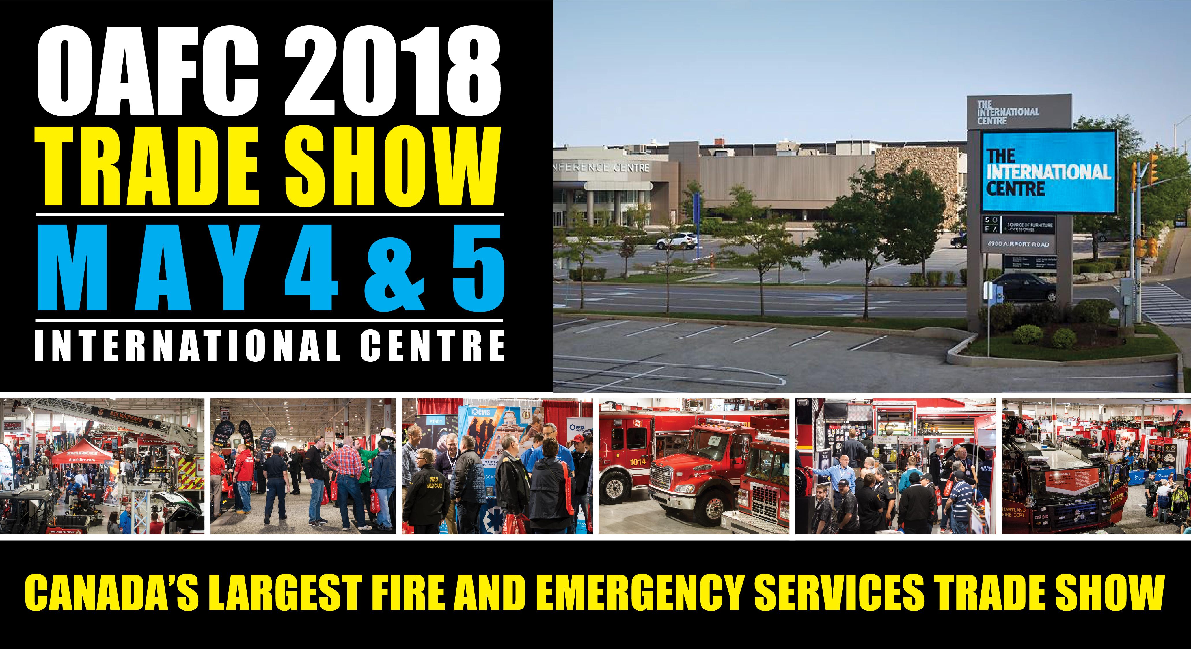 OAFC 2018 Trade Show