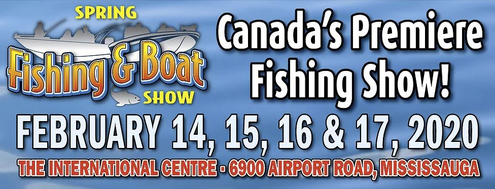 Spring Fishing & Boat Show