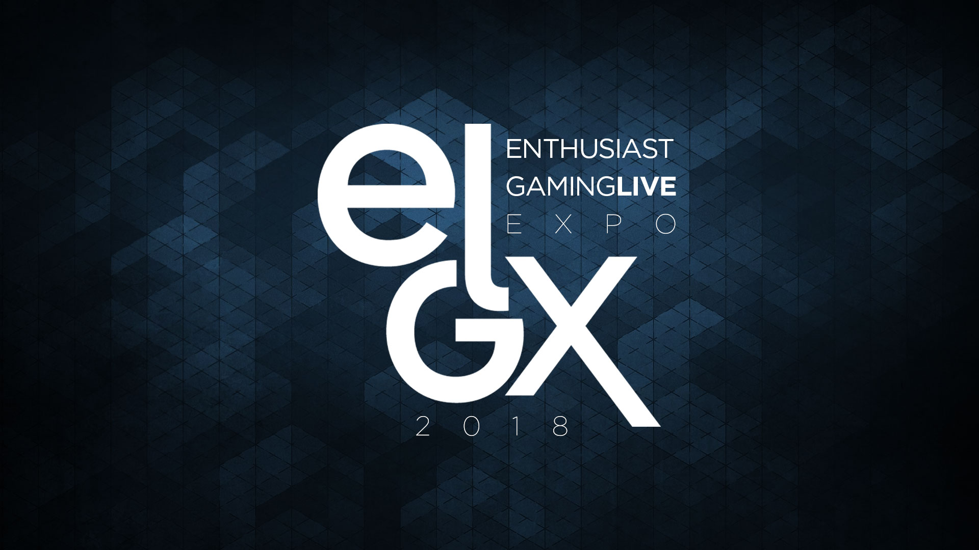 Enthusiast Gaming Live Expo (EGLX)