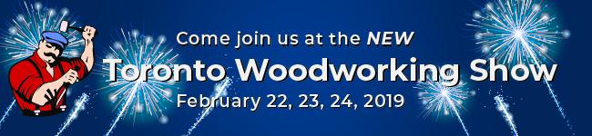 Toronto Woodworking Show