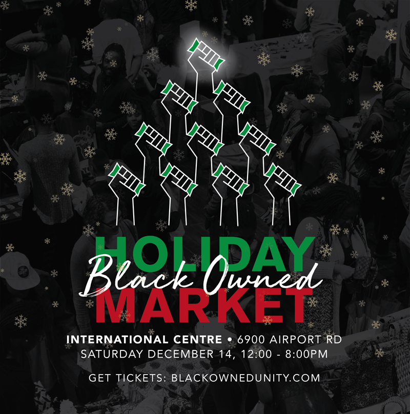 Black Owned Unity Holiday Market