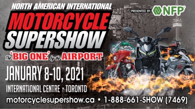 [CANCELLED] 45th Annual North American International Motorcycle Supershow