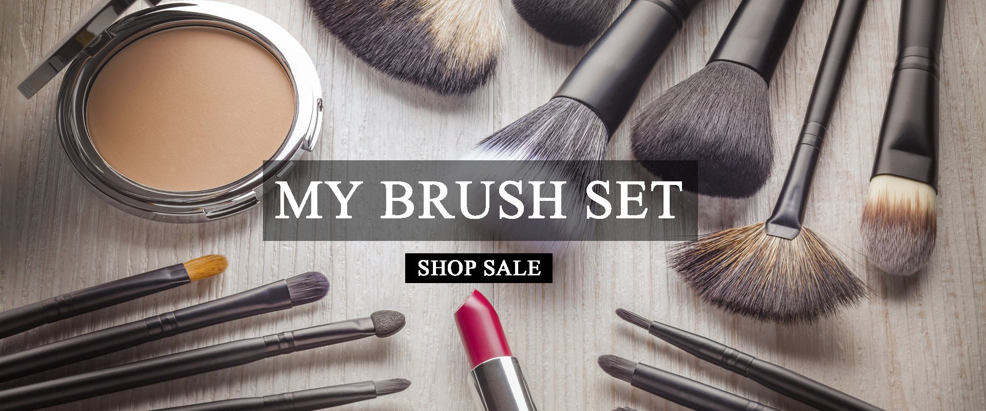 My Makeup Brush Set Back To School Pop-Up Event