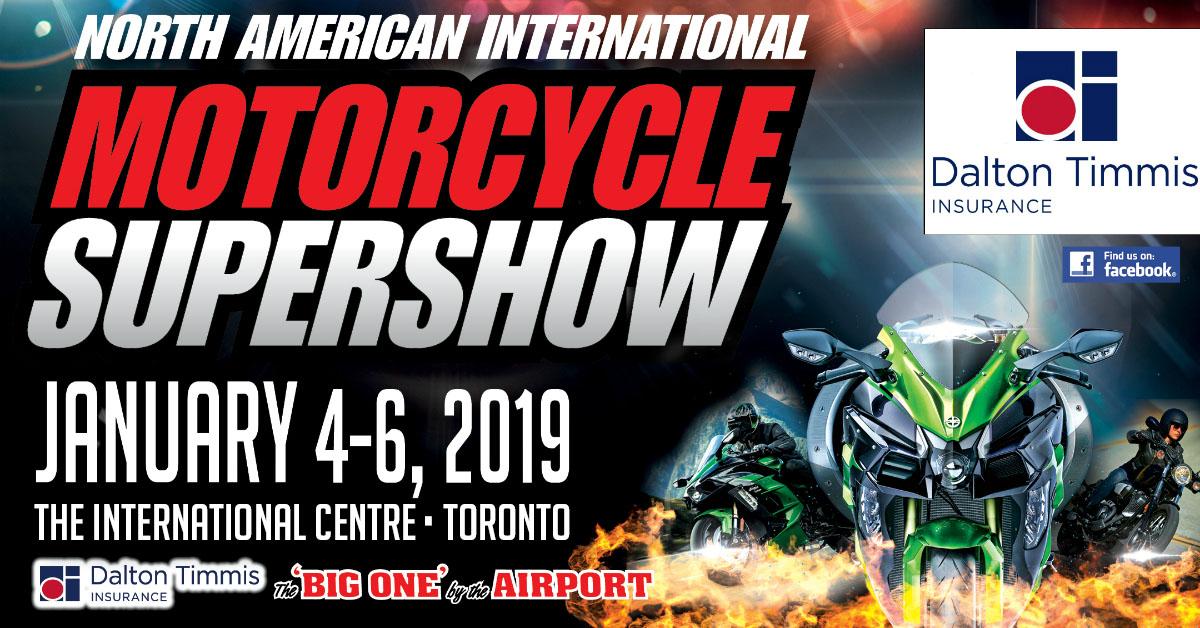 North American International Motorcycle Supershow
