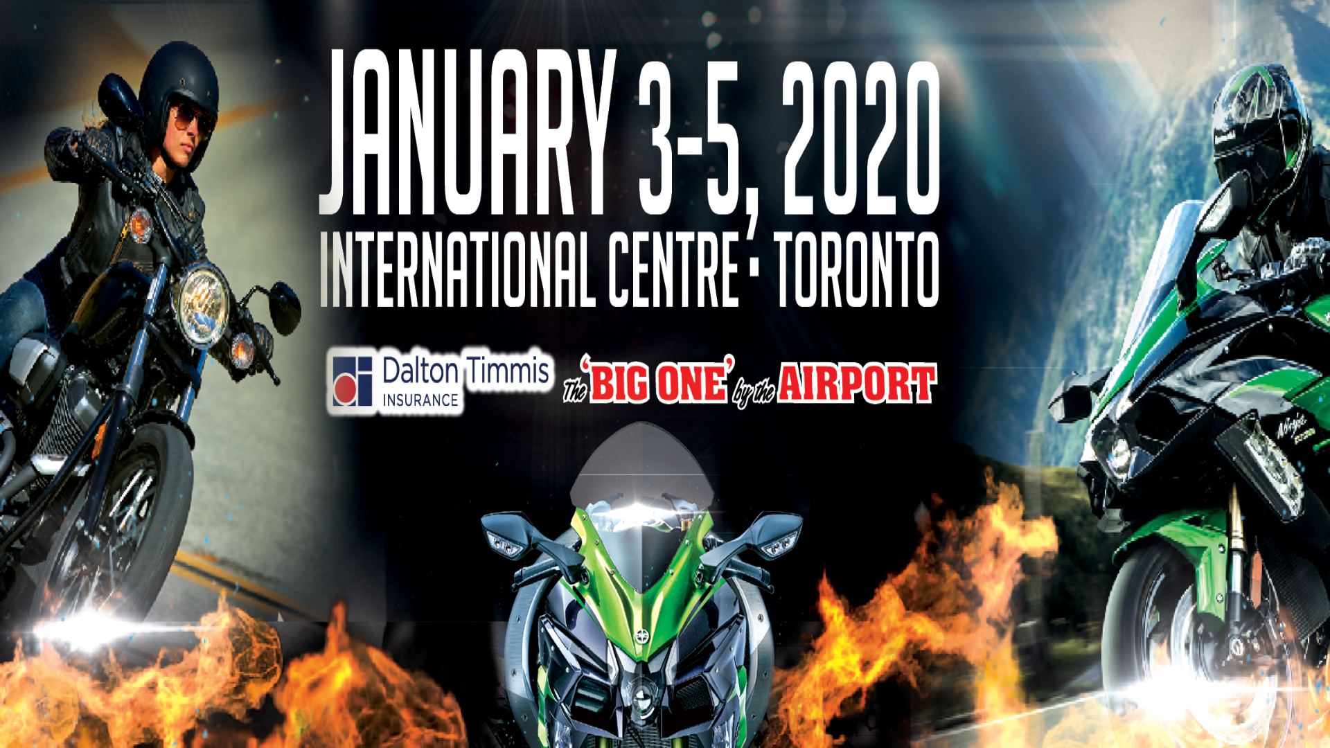 44th Annual North American International Motorcycle Supershow