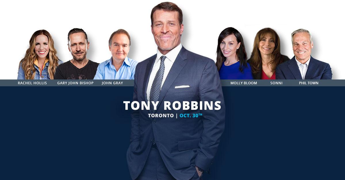 Tony Robbins, Rachel Hollis - Power of Success