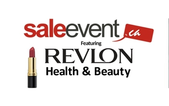 [CLOSED UNTIL FURTHER NOTICE] Revlon & Fine Fragrances Sale