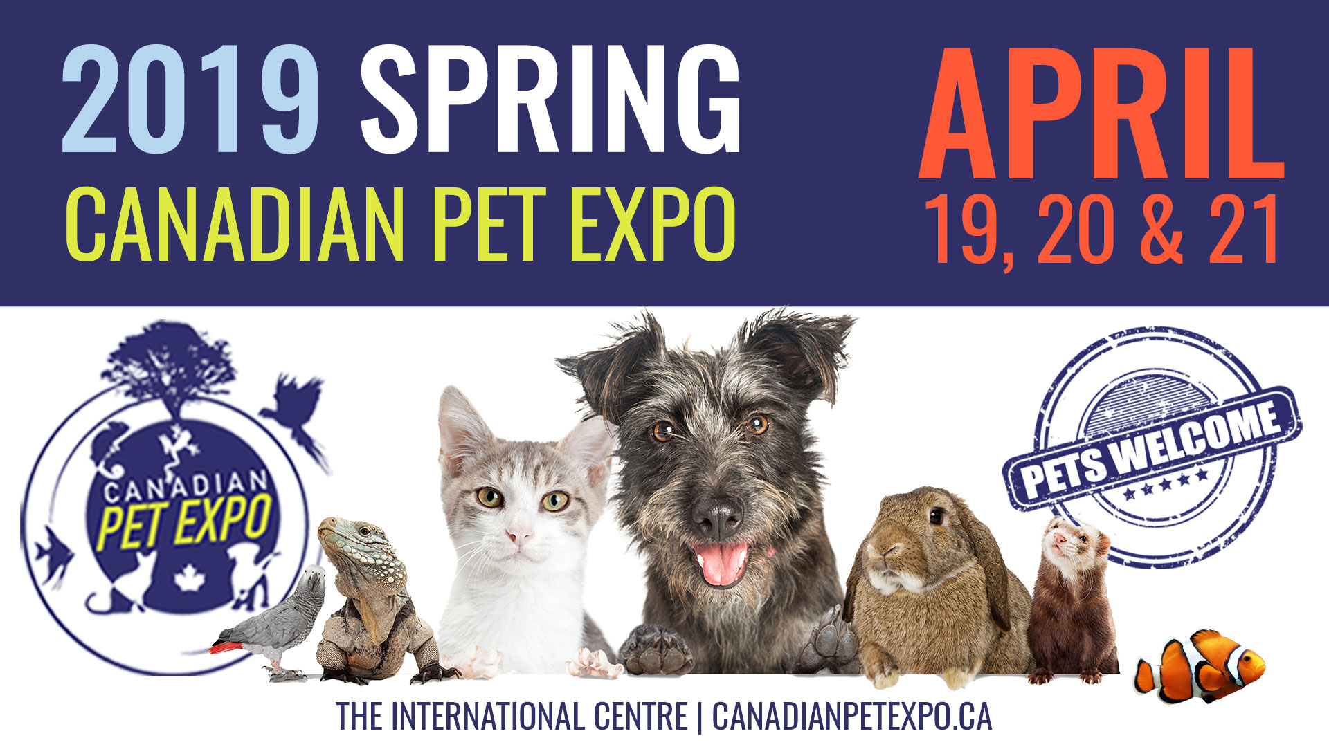 Spring Canadian Pet Expo
